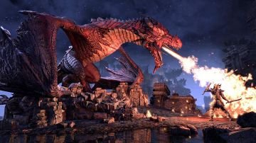 Immagine -4 del gioco The Elder Scrolls Online: Elsweyr per PlayStation 4