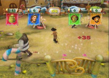 Immagine -5 del gioco Shrek Tutti al Luna Park per Nintendo Wii
