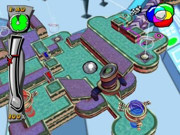 Immagine -14 del gioco Mercury Meltdown Remix per PlayStation 2