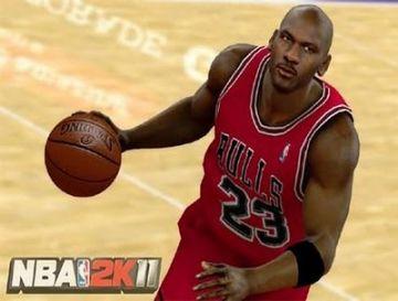 Immagine -5 del gioco NBA 2K11 per PlayStation 2