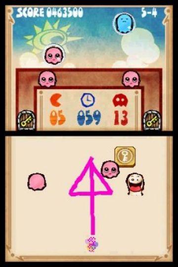 Immagine -1 del gioco Pac-Pix per Nintendo DS