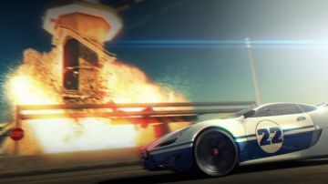 Immagine -2 del gioco Split/Second: Velocity per PlayStation 3