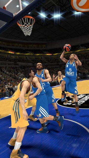 Immagine -3 del gioco NBA 2K14 per PlayStation 3