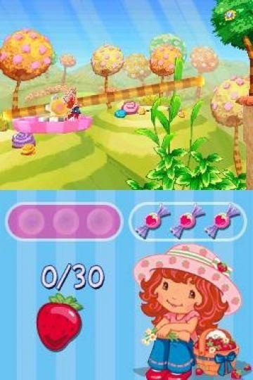 Immagine -1 del gioco Strawberry Shortcake - The Four Seasons Cake per Nintendo DS