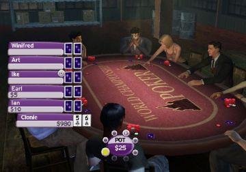 Immagine -5 del gioco World Championship Poker: Featuring Howard Lederer All in per Nintendo Wii