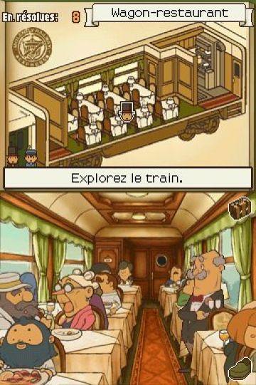 Immagine -4 del gioco Il Professor Layton e lo Scrigno di Pandora per Nintendo DS