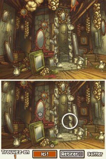 Immagine -2 del gioco Il Professor Layton e lo Scrigno di Pandora per Nintendo DS