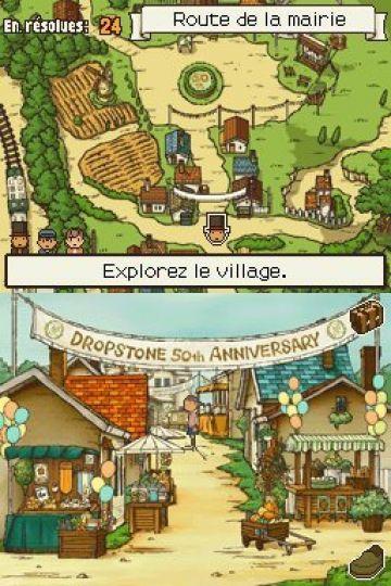 Immagine 0 del gioco Il Professor Layton e lo Scrigno di Pandora per Nintendo DS