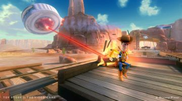 Immagine -4 del gioco Toy Story 3 per PlayStation 3