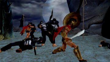 Immagine -11 del gioco 300: March to Glory per PlayStation PSP
