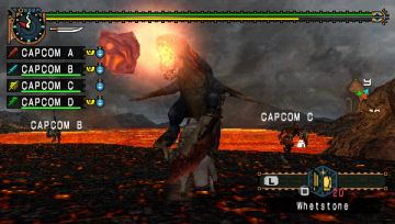 Immagine -5 del gioco Monster Hunter Freedom Unite per PlayStation PSP
