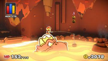Immagine -5 del gioco Paper Mario: Color Splash per Nintendo Wii U
