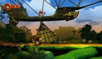 Immagine -3 del gioco Donkey Kong Country Returns per Nintendo Wii