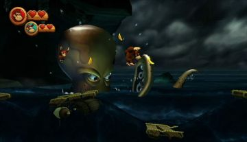 Immagine -1 del gioco Donkey Kong Country Returns per Nintendo Wii
