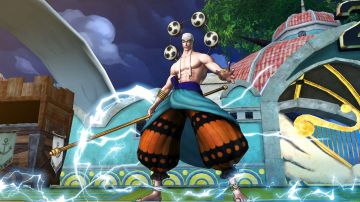 Immagine -4 del gioco One Piece: Pirate Warriors 2 per PSVITA