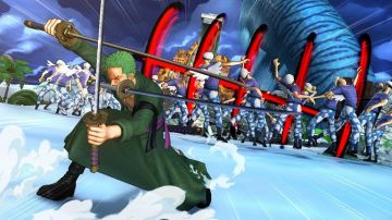 Immagine -3 del gioco One Piece: Pirate Warriors 2 per PSVITA