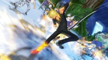 Immagine -1 del gioco One Piece: Pirate Warriors 2 per PSVITA