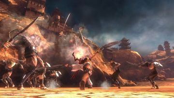 Immagine -4 del gioco Heavenly Sword per PlayStation 3