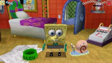 Immagine -5 del gioco SpongeBob Squarepants: il Vendicatore in Giallo per PlayStation PSP