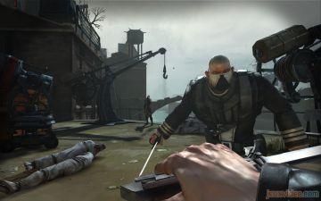 Immagine -2 del gioco Dishonored per Xbox 360