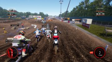 Immagine -4 del gioco MXGP 2019: The Official Motocross Videogame per PlayStation 4
