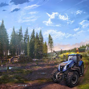 Immagine -5 del gioco Farming Simulator 15 per PlayStation 3