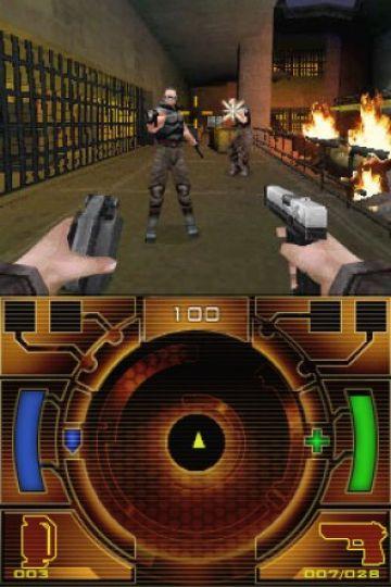 Immagine -1 del gioco GoldenEye: Rogue Agent per Nintendo DS