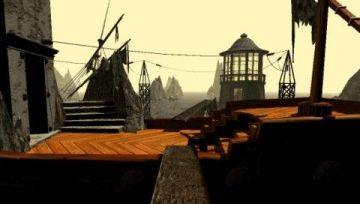 Immagine -15 del gioco Myst per PlayStation PSP