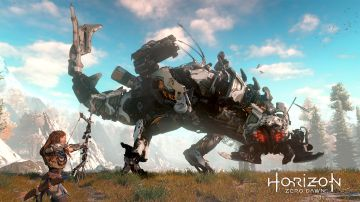 Immagine -4 del gioco Horizon: Zero Dawn per Playstation 4