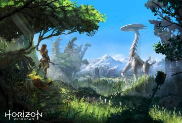 Immagine -5 del gioco Horizon: Zero Dawn per Playstation 4