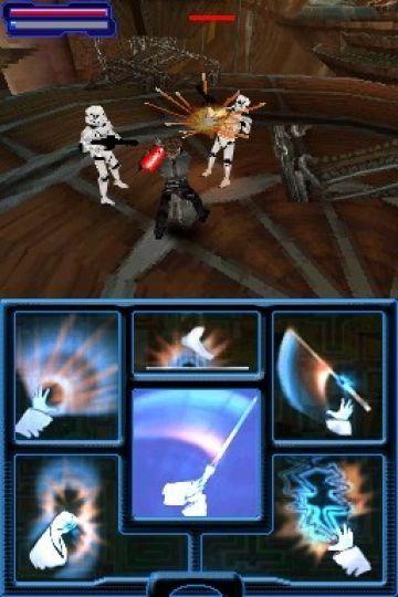 Immagine -17 del gioco Star Wars: Il Potere della Forza per Nintendo DS