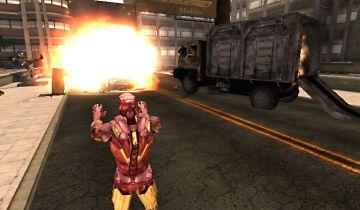 Immagine -7 del gioco Iron Man 2 per Nintendo Wii