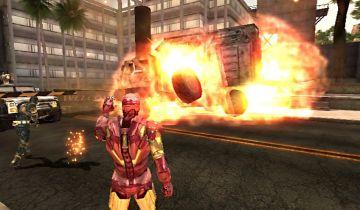 Immagine -6 del gioco Iron Man 2 per Nintendo Wii