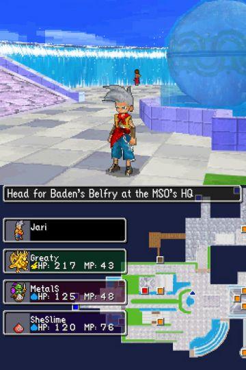 Immagine -4 del gioco Dragon Quest Monsters: Joker per Nintendo DS