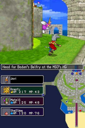 Immagine -3 del gioco Dragon Quest Monsters: Joker per Nintendo DS