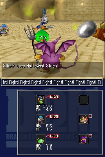 Immagine -2 del gioco Dragon Quest Monsters: Joker per Nintendo DS