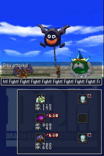 Immagine -1 del gioco Dragon Quest Monsters: Joker per Nintendo DS