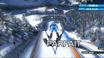 Immagine -4 del gioco Winter Sports 2009: The Next Challenge per Xbox 360