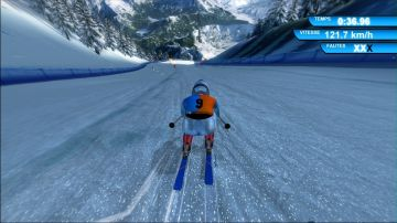 Immagine -2 del gioco Winter Sports 2009: The Next Challenge per Xbox 360