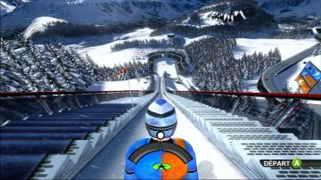 Immagine -1 del gioco Winter Sports 2009: The Next Challenge per Xbox 360