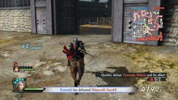 Immagine -4 del gioco Samurai Warriors 4 per PlayStation 4