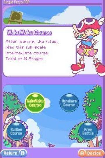 Immagine -3 del gioco Puyo Pop Fever per Nintendo DS
