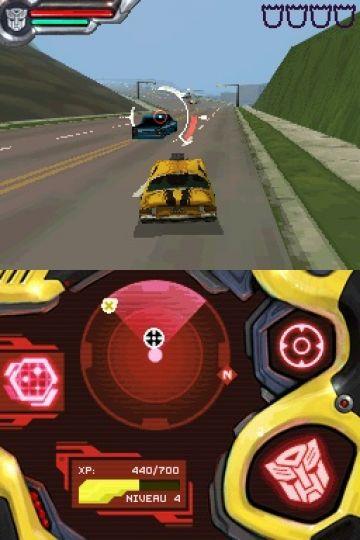 Immagine -1 del gioco Transformers: Autobots per Nintendo DS