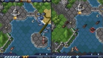 Immagine -3 del gioco Tom Clancy's EndWar per PlayStation PSP
