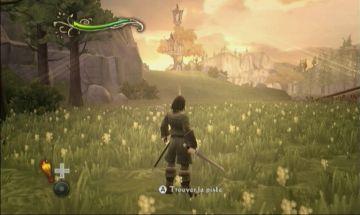 Immagine -4 del gioco Il Signore degli Anelli: L'Avventura di Aragorn per Nintendo Wii