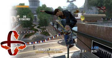 Immagine -4 del gioco Tony Hawk's Project 8 per PlayStation PSP