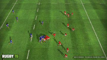 Immagine -4 del gioco Rugby 15 per PlayStation 3