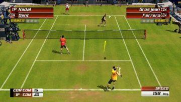 Immagine -3 del gioco Virtua Tennis 3 per PlayStation PSP