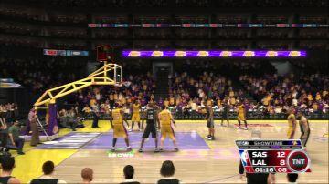 Immagine -9 del gioco NBA 08 per PlayStation 3