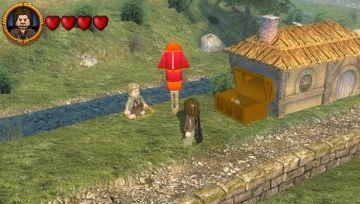 Immagine -5 del gioco LEGO Il Signore degli Anelli per PSVITA